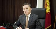 Экс-председатель Государственной налоговой службы КР, бывший глава Государственной службы по борьбе с экономическими преступлениями Замир Осмонов