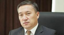 Экономист Замирбек Осмонов. Архив