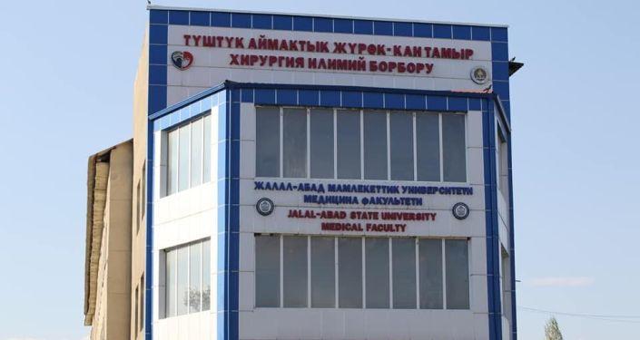Ремонт здания южного регионального научного центра сердечно-сосудистой хирургии