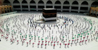 Каабада мусулмандар