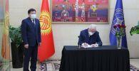 Кыргызстандагы чет өлкөлөрдүн дипломатиялык өкүлчүлүктөрү кыргыз элине көңүл айтты