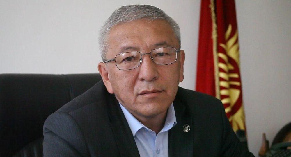 Улуттук илимдер академиясынын президенти, академик Мурат Жуматаев