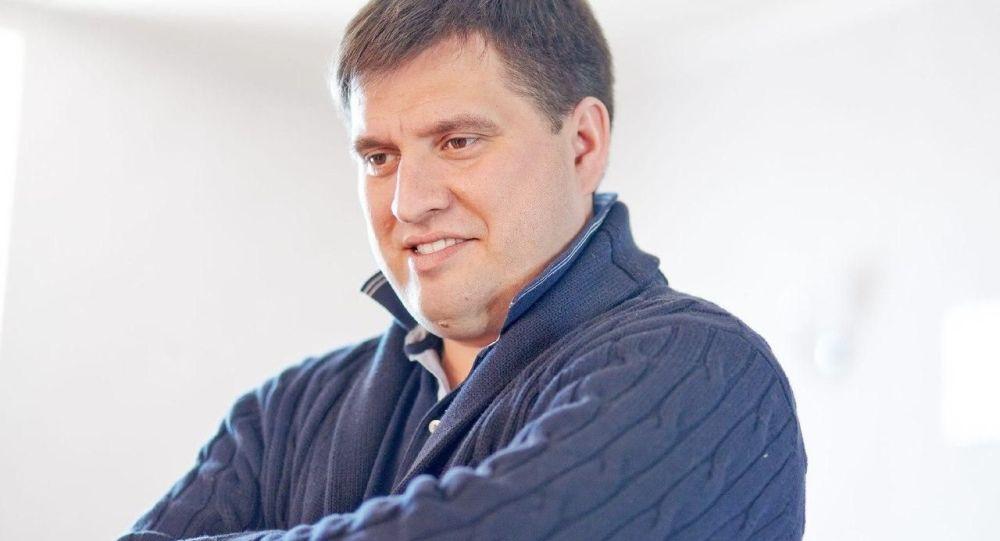 Врач из России, доктор наук Булат Бакиров