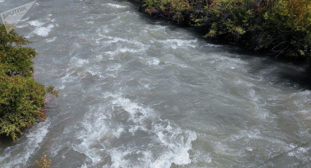 Горная река. Архивное фото