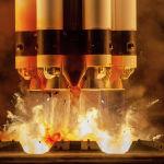 Ракета Протон-М с двумя спутниками Экспресс стартовала с космодрома Байконур