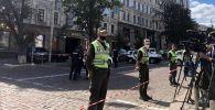 Киев шаарында Өзекстан жараны бомба жардыра турганы айтып коркуттуп турат