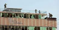 Афганистандын чыгышындагы Желал-Абад шаарындагы түрмөгө жасалган чабуул