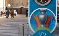 УЕФАнын логотиби. Архив