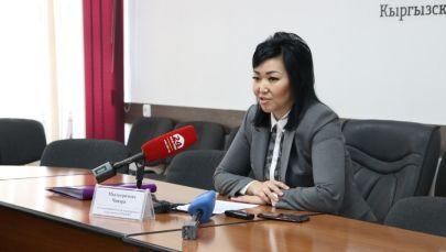 Билим берүү жана илим министрлигинин эл аралык кызматташуу жана инвестиция тартуу бөлүмүнүн башчысы Чынара Мааткеримова
