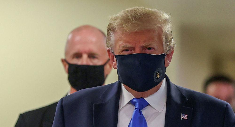 АКШ президенти Дональд Трамп. Архив
