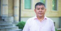 Член Ассоциации производителей мебели КР, предприниматель Нурлан Токомбаев