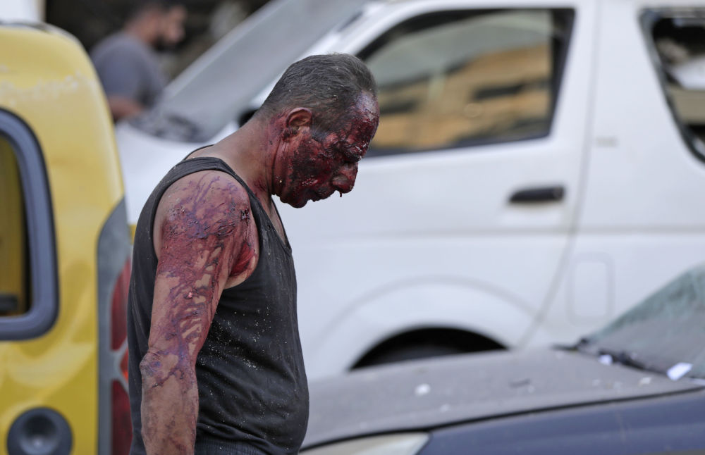 Бүгүн Ливанда жарылуудан каза болгондорго аза күтүү күнү.