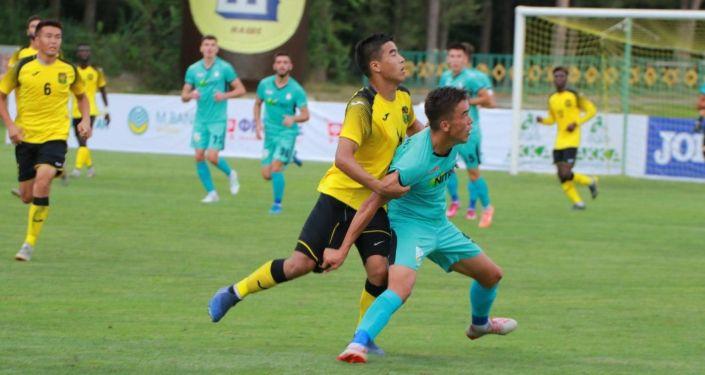 Во время матча первого тура премьер лиги Шоро между командами Алай и Абдыш-Ата