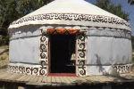 Этнографическая деревня появилась в Каларашском районе Молдовы. Это проект молдаванки Ларисы Амбросий и уроженки Кыргызстана Анар Жолдон.