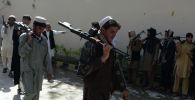 Боевики террористической организации Талибан. Архивное фото