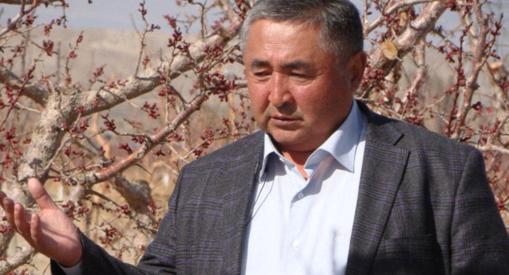 Ишкер Арстанбек Сулайманбеков