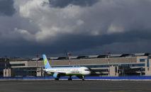 Самолет авиакомпании Uzbekistan Airways. Архивное фото