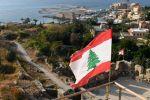 Ливандын желеги. Архивдик сүрөт