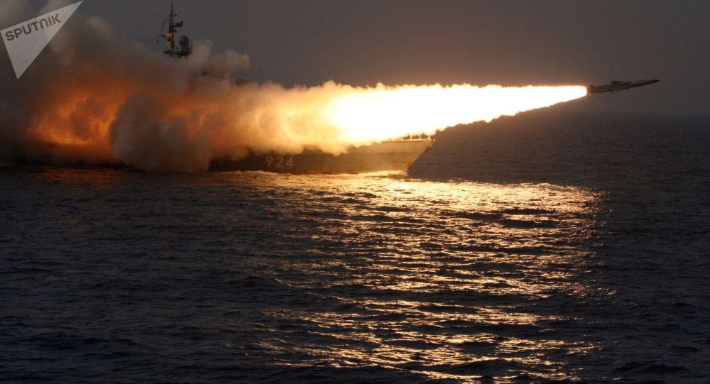 Пуск ракеты. Архивное фото