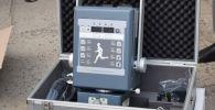 АКШда жашаган ысык-көлдүк мекендештер Ак-Суу районунун аймактык ооруканасына акыркы үлгүдөгү мобилдик рентген аппаратын алып беришти