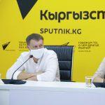 Заместитель министра здравоохранения Башкортостана Евгений Кустов и российский пульмонолог Лилия Козырева