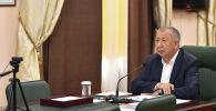 Премьер-министр Кубатбек Боронов