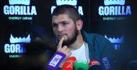 Россиядан чыккан Абсолюттук мушкерлер уюмунун (UFC) чемпиону Хабиб Нурмагомедов