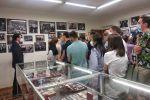 Для российских медиков организовали экскурсию в доме-музее Чингиза Айтматова.
