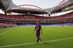 Испаниялык Барселонанын чабуулчусу, аргентиналык Лионель Месси. Архивдик сүрөт