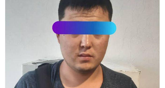 Подозреваемый в смертельном автонаезде на женщину на пересечении улиц Чингиза Айтматова и Гагарина 17 августа 2020 года
