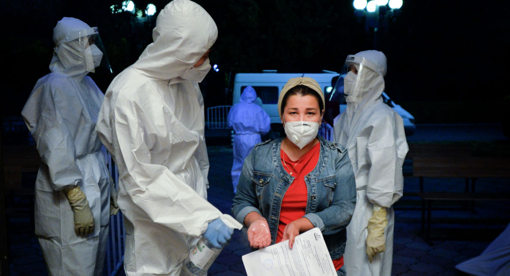 Третья волна коронавируса в КР быстро набирает обороты — представитель ООН