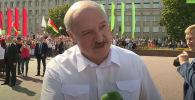 Лукашенко рассказал, что выдержал паузу, так как боялся столкновений в стране в острый период. По его словам, события в Беларуси касаются и России.