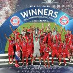 Немецкая Бавария стала победителем Лиги чемпионов, в финале турнира обыграв французский Пари Сен-Жермен.  Встреча в Лиссабоне в воскресенье завершилась со счетом 1:0. Единственный мяч, который оказался победным, забил Кингсли Коман на 59-й минуте.