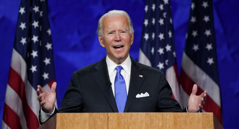 Бывший вице-президент США Джо Байден. Архивное фото