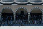 Бишкек шаарындагы борбордук мечит. Архив