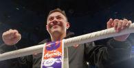Абсолютный чемпион мира по боксу Костя Цзю. Архивное фото