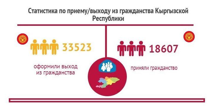 Информационная статистика автоматизированной информационной системы «Гражданство 2.0»