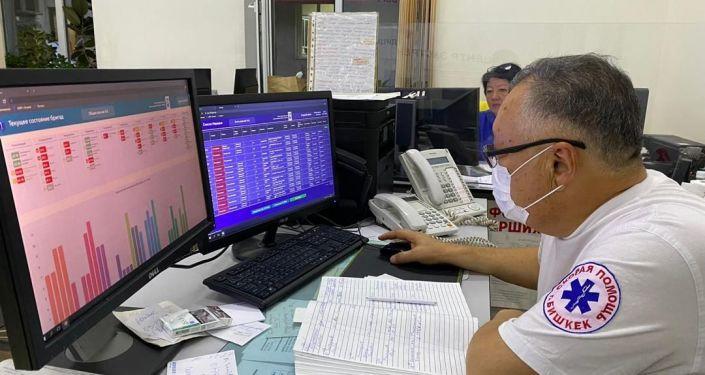 В Бишкеке закрыли последний дневной стационар для помощи больным COVID-19. 27 августа 2020 года