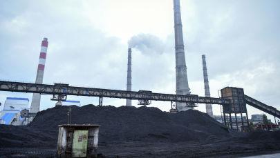 ТЭЦ Бишкека. Архивное фото