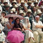 Салтанатка 80ге жакын мамлекеттин расмий өкүлдөрү катышкан