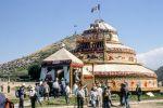 Миң боз үй, колдоп чыккан БУУ... Таласта өткөн Манас-1000 салтанаты сүрөттөрдө