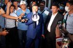 Кыргызстан парниясынын лидери Канат Исаев