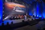В Ялте на главной набережной имени Ленина проходит финал международного музыкального фестиваля Дорога на Ялту.