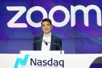 Глава сервиса видеоконференций Zoom Эрик Юань. Архивное фото