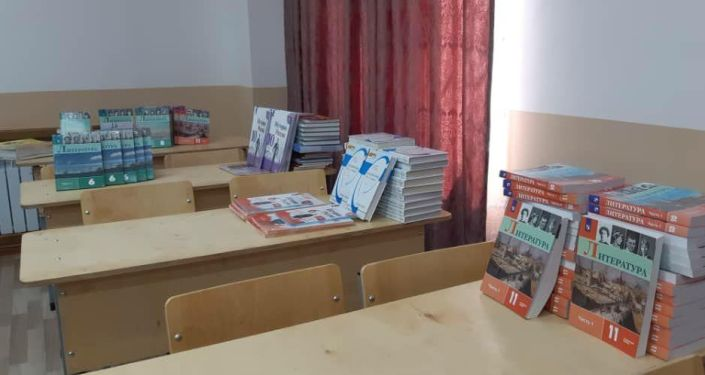 В Караколе открылся современный кабинет русского языка в школе-гимназии №2