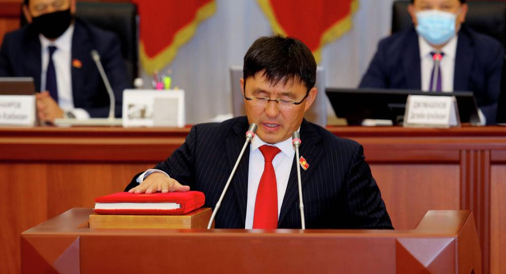 Депутат ЖК Байгазы Кенжебаев. Архивное фото