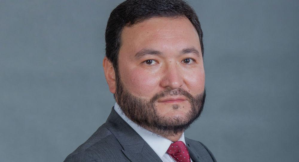 Активист Улан Жураев. Архив