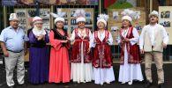 Москвадагы Борбордук Азия элдеринин маданият күнү