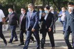 Вице-премьер-министр Акрам Мадумаров парламенттик шайлоого Баткен облусундагы даярдыктын жүрүшү менен таанышты