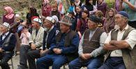 Баткендин алыскы Зардалы айылынын жашоочулары